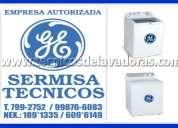 «´¨`aprovecha!! 7992752 servicio tecnico general electric - lavadora -secadora´¨`»
