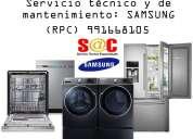 Servicio tecnico mantenimiento instalacion samsung peru atencion personalizada