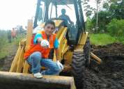 Ocasion venta y alquiler de retroexcavadoras cat con brazo excavador 4252269