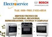 6687691-.,servicio técnico de cocinas bosch //mantenimiento
