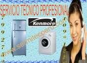 lavadoras y secadoras kenmore // asistencia tecnica a domicilio