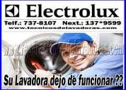 Centro tecnico de lavadoras y secadoras electrolux ¡¡ a domicilio !! 2761763
