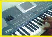 Dicto clases de musica organo///niños jovenes adultos// metodo facil y rapido