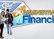 Asesoria matematica y administracion financiera