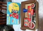 Vendo juguete de lata locomotive japon 1950