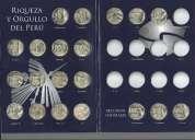 Vendo monedas riquesas del peru