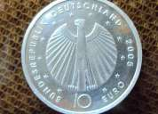 Cambio o vendo moneda alemana de plata en buen estado
