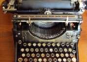 Vendo clasica maquina de escribir underwood