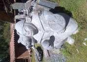 Hermoso escultura en piedra