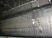Mezcladora peavey made in u.s.a para 24 microfonos 1,299 soles remato llama 997 224 377