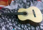 Guitarra acústica cuerdas de nylon