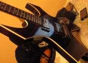 Guitarra electrica bc rich warlock