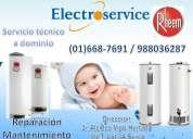 Servicio técnico de termas  rheem*bosch*ilumi*bosch/reparacion