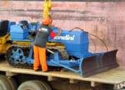 Remato tractor oruga landini