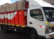 Camion mitsubishi canter euro 3