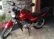Vendo moto yamaha ybr125, como nueva