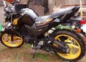 Vendo moto yamaha fz16 mod 2014