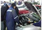 Somos una empresa de mantenimientos de automóviles