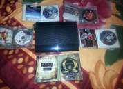 Vendo play station 3 250gb 2 mandos 5 juegos originales s/ 950