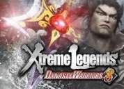 Vendo dynasty warrios 8 xtreme legends ps3 casi nuevo