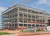 andamios de fachada alquiler y fabricación de equipos de construcción escaleras de acceso, vigas h