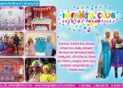 Show infantil tematico, surco, miraflores, la molina, san borja, barranco, chorrillos, lima