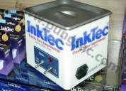 Ultrasonido inktec (limpia cabezal)