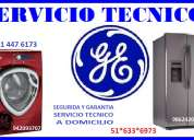 Servicio tecnico ( general electric ) refrigeradora