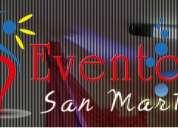 Buffets y eventos – fiestas – bodas -  quinceaÑos - eventos san martin – lima