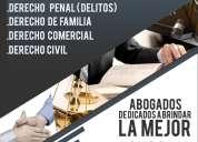 Estudio de abogados gomero – conciliaciones – divorcios - procesos legales – sjl