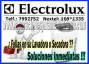 •·´¯°·electrolux servicio 7992752 reparacion de lavadoras *secadoras - surco °¯`·•