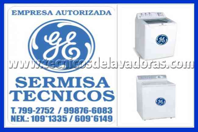 Oº°'¨GENERAL ELECTRIC 981091335 SERVICIO TECNICO DE LAVADORAS -SECADORAS¨'°ºO