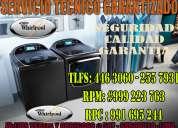 Servicio tÉcnico profesional de secadoras**whirlpool**2557931