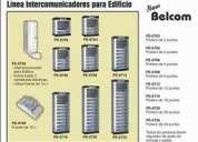Intercomunicadores para edificios