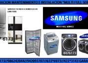 Servicio tecnico samsung lavadora refrigeradoras