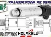 Transductores de nivel de presiÓn y transmisores