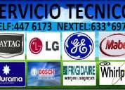 servicio tecnico de electrodomesticos en lima peru