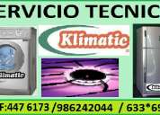 servicio tecnico klimatic en lima