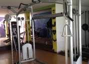 Venta y fabricacion de maquinas de gimnasio mk fitness