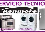 Servicio tecnico kenmore de lavadora 4476173