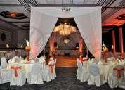 Mesas cuadradas y redondas, fiestas tematicas,salas lounge