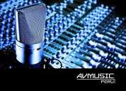 Spots radiales peru spots para radio spots publicitarios locuciones-avmusic