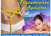 Super ofertas en tratamientos reductores , baje de peso con tecnicas 100% efectivas!!!
