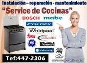Especialistas @447-2306@ servicio tecnico de cocinas klimatic