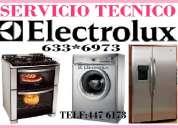 Servicio tecnico electrolux lavadoras