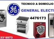 Servicio tecnico general electric de lavadoras