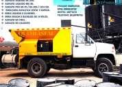Calidad garantizada en asfaltos quimiasfal tlf:6740755