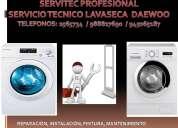 Servicio técnico lavadoras y secadoras daewoo (6610178) lima