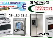 Servicio tecnico klimatic refrigeradora