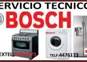 Servicio tecnico bosch lavadora cocina